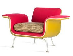 Image result for armchair by Alexander Girard