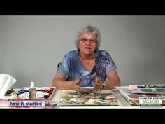 In Depth With Artist Karlyn Holman - YouTube