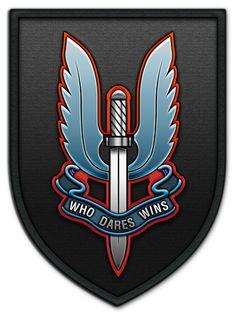 Insignia of Special Air Service (SAS)