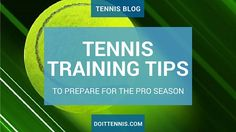Give this pro tennis workout a try, then leave a comment letting us know how it goes!  #TennisTrainingTips