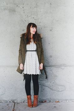 Cute & comfy neutrals. #stylegallery