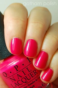 """OPI """"A Definite Moust-Have"""""""