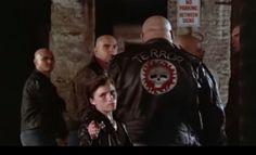 Fordham Baldies Gang Terror Leather Jacket the Wanderers Bronx Rocker Rockabilly Skinhead Punk