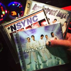 Nsync and the backstreet boys :)