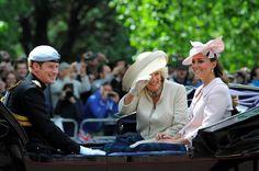 Kate Middleton Photos: Trooping The Colour 2013
