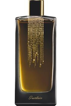 Encens Mythique D'Orient by Guerlain is a balsamic, smokey Floriental Woody fragrance that features orange blossom, oakmoss, incense, olibanum, rose, aldehydes and ambergris. - Fragrantica <3<3<3