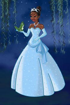*THE FROG/NAVEEN & TIANA ~ The Princess, and the Frog, 2009