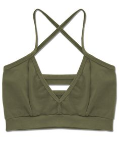 Organic Cotton Strappy Bralette #SoulFlowerPintillSpring Re-Pin your fave outfits, accessories, and jewelry to enter to win a $100 gift card or one of two $25 gift cards! Contest ends 3/19.