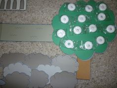 Lesson 4 Tree of Life Vision Preparation Print and cut out the Tree of Life Vision Pictures. Cut off the vertical edge of one side of the river. Glue the edges of the two river pieces together. Cut…