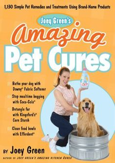 Amazing Cures: Simple Pet Remedies Using Everyday Brand-Name Products Cat Care Tips, Dog Care, Home Remedies For Fleas, Stupid Cat, Diy Stuffed Animals, Pet Health, Pet Birds, Good To Know, Animals And Pets