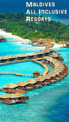 Maldives Resorts: All Inclusive