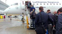 Mai multe zboruri Lufthansa spre România