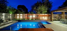 If you are working with the best backyard pool landscaping ideas there are lot of choices. You need to look into your budget for backyard landscaping ideas Small Backyard Pools, Backyard Pool Landscaping, Small Pools, Landscaping Ideas, Outdoor Areas, Outdoor Pool, Pool Equipment Cover, Moderne Pools, My Pool