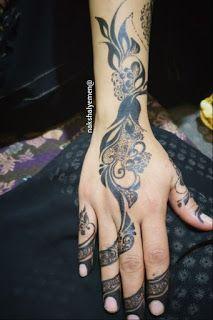 نقش علي اليد Hand Tattoos Hand Henna Henna Hand Tattoo