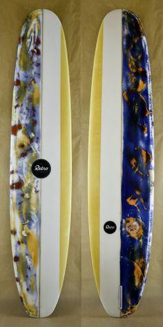 the son of Dan Surfboard Painting, Surfboard Art, Surf Room, Beach Room, Longboard Design, Surf Design, Skate Surf, Surf Art, Surfs Up