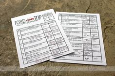 Road trip conversation starters. Print, cut apart, put in bag, pull out one at a time to get a conversation going