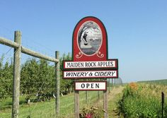 Maiden Rock Winery & Cidery   Taste of the Great River Road by MJS   Stockholm WI   #WIGreatRiverRd WISCONSIN Great River Road