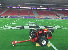 Final drying of the logos