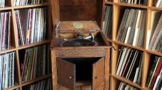 Question's Vintage Record Players...