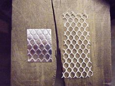 Roller Printing Basics: Roller Printing is a simple and quick way to add texture to your work. The process is fairly simple: all one needs is a Rolling Mill, a piece of annealed metal and a Die. Jewelry Tools, Copper Jewelry, Wire Jewelry, Jewelry Art, Handmade Jewelry, Jewelry Making, Jewellery, Fashion Jewelry, Metal Clay