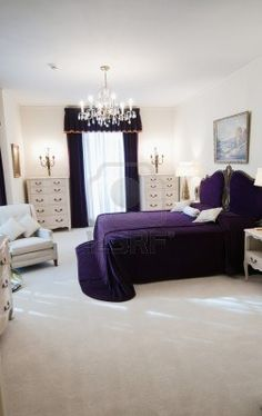 Inside Elvis Presley Graceland they said this was his mom and dads room