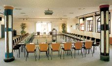 Hotel Rogner-Bad Blumau, Hotel & Spa Location Finder, Hotel Spa, Austria, Conference Room, Table, Furniture, Home Decor, Homemade Home Decor, Meeting Rooms