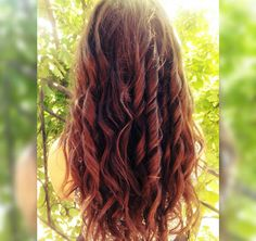 Love my hair like this ❤