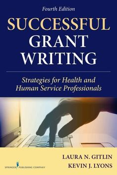 This book is easy to read and understand. It is a great resource for individuals wishing to write grants. I have not seen another book that is this comprehensive and user-friendly. Score: 92, 4 Stars.
