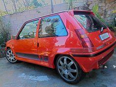 Renault 5 Gt Turbo, Great Memories, Porsche, Van, Racing, Sport, Vehicles, Style, Sports