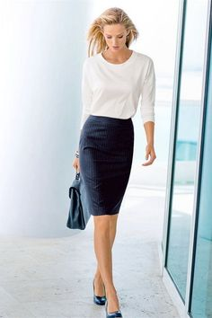 Work Outfits Women Business Casual 41