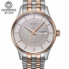 89.99$  Watch here - http://alipb6.worldwells.pw/go.php?t=32775490225 - 2016 Limited Ochstin Mechanical Watch Men Date Day Wristwatch Man Watches Relogio Masculino Luxury Fashion Casual Women's Wrist 89.99$