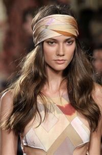 head scarf?