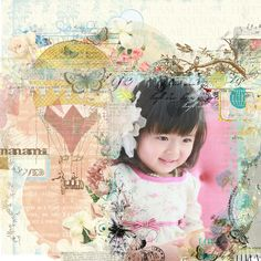 "to tomoko ""nanami, you are loved"" - Scrapbook.com"