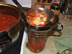 Canned Hamburger Vegetable Soup