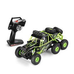 buy wltoys 18628 remote control car 118 2 4g 6wd electric toy cars model off road rock crawler #outdoor #rock #climbing