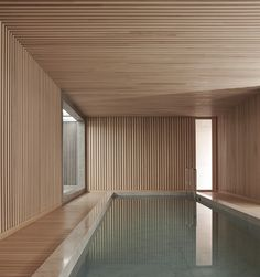 Undeground Spa a photo project from Edmund Sumner :: London based Architectural Photographer design architecture interiors Indoor Pools - Wellnessräume Spa Design, House Design, Interior Exterior, Home Interior Design, Interior Architecture, Design Minimalista, Interior Minimalista, Indoor Swimming Pools, Swimming Pool Designs