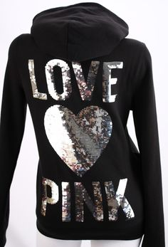 I love sequins & sparkly things and Victoria's Secret <3<3