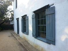Robert Louise Stevenson's house.