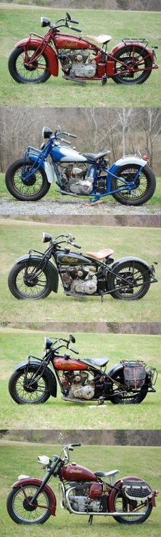 Indian Scout por Corrine