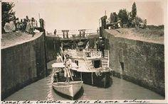 Canal de Castilla. Palencia