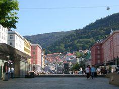 Bergen Square, Norway