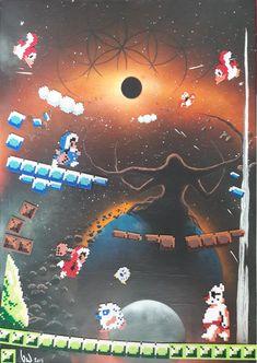 Nintendo classix artwork !! Ice climber perler beads !! Ice Climber, Climbers, Perler Beads, Pixel Art, Nintendo, Artwork, Movie Posters, Work Of Art, Auguste Rodin Artwork