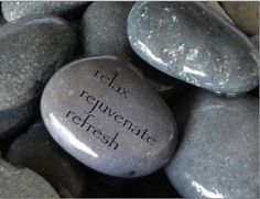 I Allow Myself Time to Rest, Reflect, and Rejuvenate