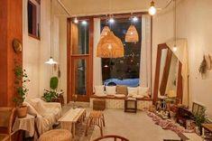 큐플레이스 :: 상가 인테리어 비교견적 서비스 Cafe Shop Design, Coffee Shop Interior Design, Bakery Interior, Mid-century Interior, Room Inspiration, Interior Inspiration, Cafe Bistro, Restaurant Design, House