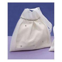 Bolso para novia con pedrería
