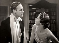 Leslie Howard and Wendy Hiller in Pygmalion