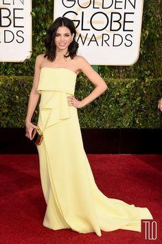 Jenna Dewan-Tatum in Carolina Herrera -Golden-Globe-Awards-2015-Red-Carpet-Rundown-Fashion-PART-ONE-Tom-Lorenzo-Site-TLO