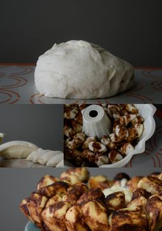 This pizza dough recipe comes with five different things to make with it, from dessert and lunches, to snacks for the afternoon.