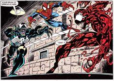 Venom and Spider-Man vs. Carnage
