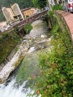 Raccontare un paese: camminando in Versilia: fiume Serra